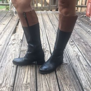 Aigner riding boots